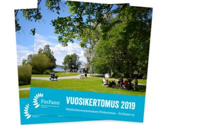 Pirkanmaan FinFamin vuosikertomus 2019